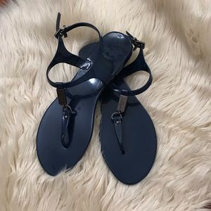 Coach Plato thong Jelly sandals
